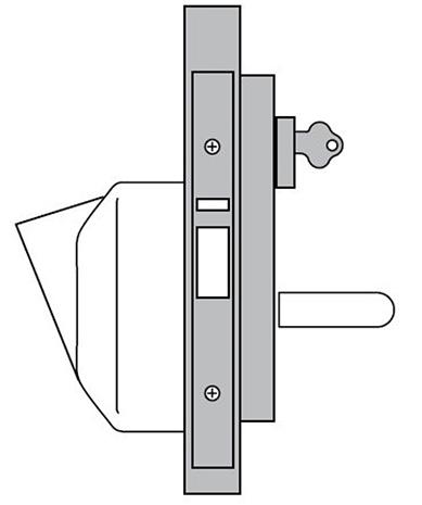 Fluid Exit Lock James Bull Access Amp Security